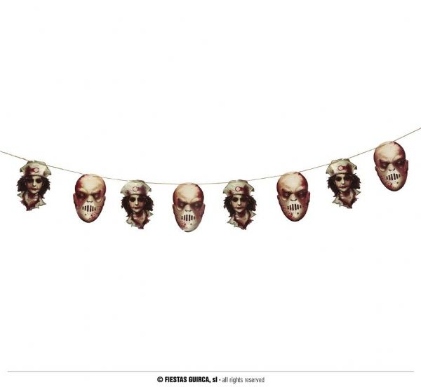 Horror Faces Garland